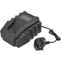 High Performance 36V Lithium-Ion Battery Fast Charger (Battery Sold Separately)