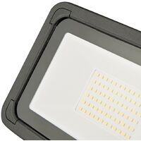 Biard LED Outdoor Garden Floodlight 10/20/30/50/100W Easy Install Waterproof