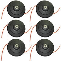 Trim Cut Head /& Lines for QUALCAST CDB30A GDB30B Strimmer Trimmer x 2