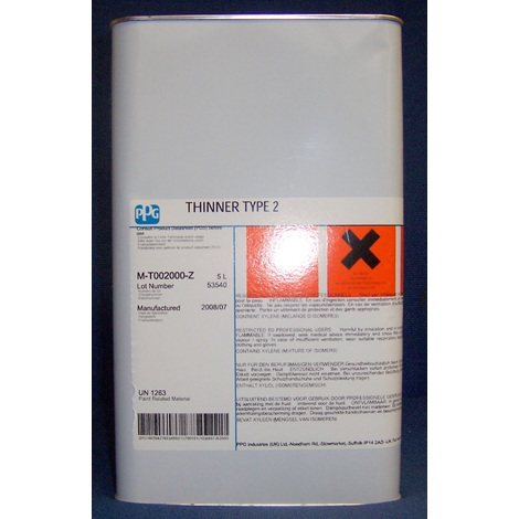 5L T053 Thinner Type 53