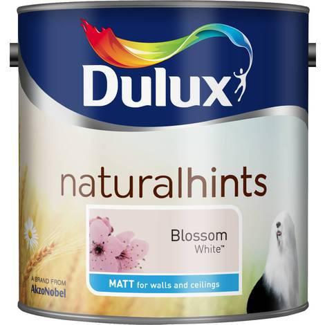 Apricot White (tinted to order) Dulux Matt 2.5L