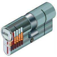 Cylindre D6 30x60mm Anti-Casse Varie - Abus - D6PSN 30/60 BK