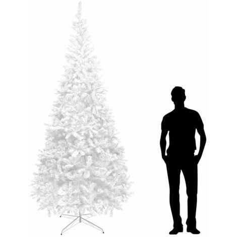 Albero Di Natale 4 Mt.Albero Di Natale 3 4 5 Metri 4120 Rami Anche Per Uso Esterno Pvc Luxury Mpn Verde 400 Cm 292781153088 5