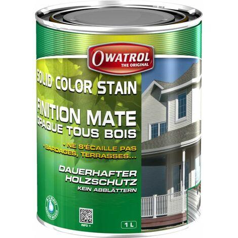 Peinture Solid Color Stain - Méditerranée - 1L