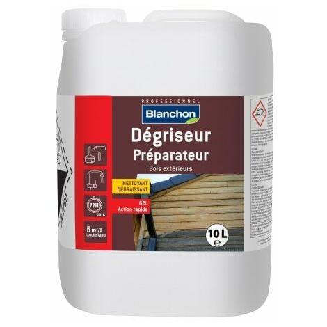 Dégriseur Bois Incolore - Blanchon - 10L