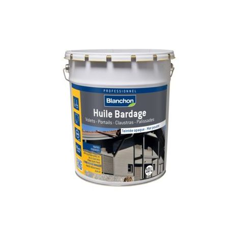 Huile Bardage Red Cedar - 10 litres