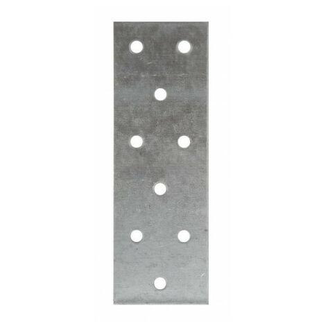 Plaque perforée acier galvanisé - 80 x 240 - SIMPSON