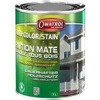 Peinture Solid Color Stain - Ocean- 1L