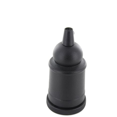 Douille E27 Métal noir