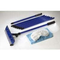 Kit de nettoyage professionnel de vitres 3 en 1 Westfalia