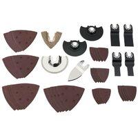 Westfalia Multitool, ensemble d'accessoires de 49 pièces Westfalia