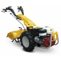 Modelo XB40 AE PowerSafe - Motocultor diesel PASQUALI (INCLUYE FRESA 80 CM)