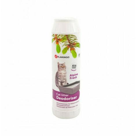 Désodorisant pour Litière Deo Cat Flamingo Green Mountain