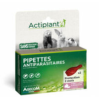 Antiparasitaire Essential Eco Spot pour grand NAC 2 pipettes 0,6 ml