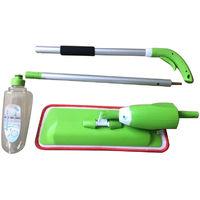 Spray Mop Balai Vapeur Multifonction Reservoir Pulse Jet Sprayer pour carrelage couleur envoyée au hasard