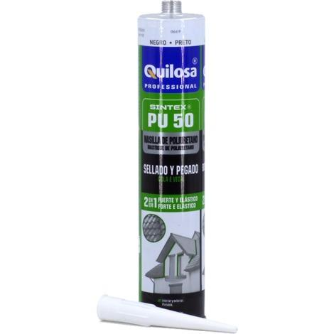 Scellant Polyuréthane Sintex PU-50 Quilosa   300 ml cartouche - Noir