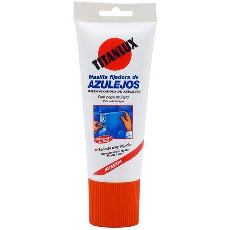 Mastic pour Fixer des Carreaux de Faïence Titanlux | 200 ml
