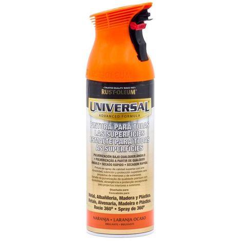 Vaporiser Rust-Oleum Gloss Universal 400ml   Orange