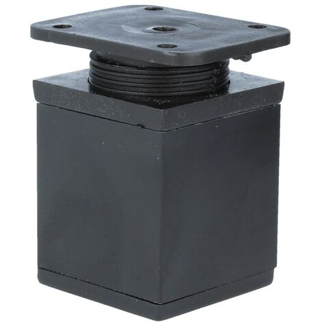Stahl 4 Tischbeine Möbelfuss Höhenverstellbar Klappbar V2Aox Ø 50mm 820mm