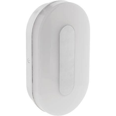 Hublot d'extérieur ovale LED 12W IP65 - Elexity