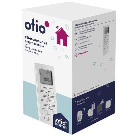 Télécommande programmable 16 canaux avec fonction thermostat - Otio