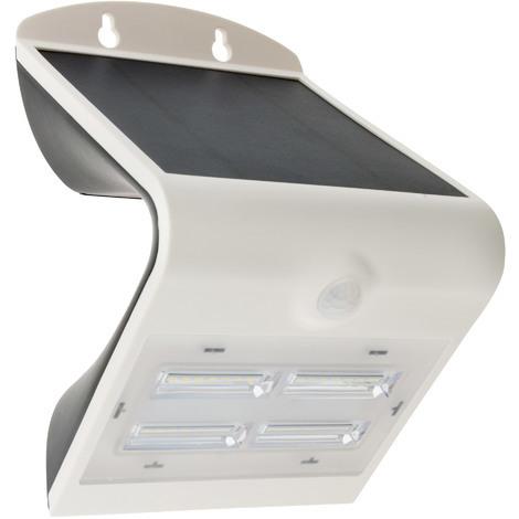 Applique solaire LED rétroéclairée 3,2W