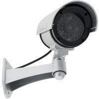 Caméra de surveillance factice avec LED int/ext - Otio