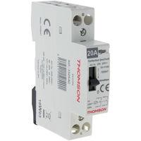 Contacteur En20 2p 230v 20a 2no 2 Modules H300469