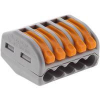 Wago Pot De 100 Mini Bornes De Connexion Automatique 2