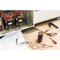 Multimètre digital antichoc - 5 Fonctions CAT III 600V - Thomson