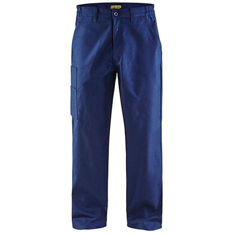 Pantalon Industrie - 8800 Marine - Blaklader - taille: 50C - couleur: Bleu marine