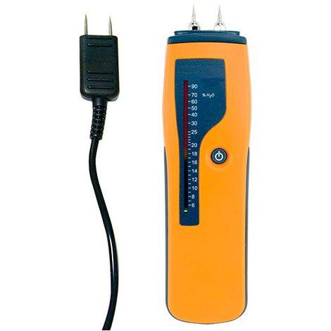 Testeur d'humidité PRO à diodes plus sonde - J12017 - D-Work