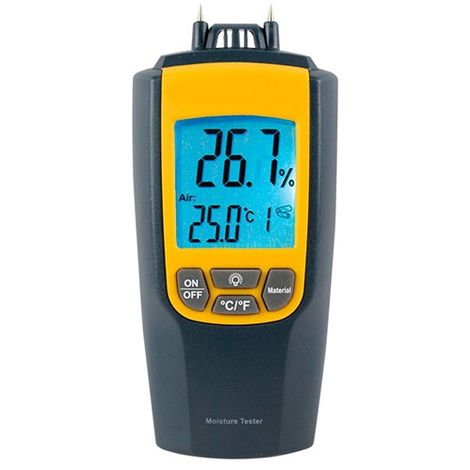 Testeur d'Humidité Digital Pro fonction thermomètre - J12020 - D-Work