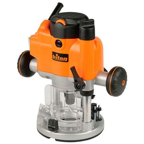 Défonceuse de précision Q. 12 mm 1010W 230V JOF001EU compacte plongeante - 979074 - Triton