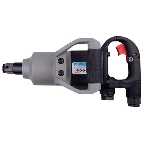Clé à choc pneumatique en composite 1 - 2 712 Nm broche courte