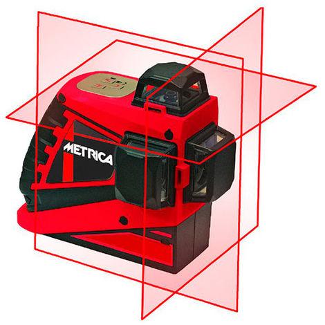Niveau laser automatique Metrica 3D Rouge
