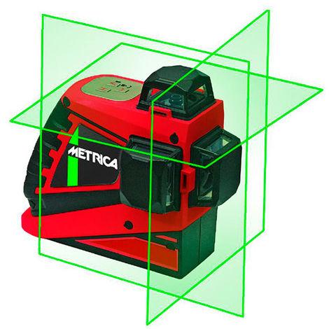 Niveau laser automatique Metrica 3D Vert