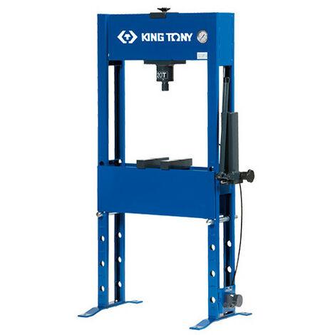 Presse junior hydraulique à main pour les garages et l'industrie légère