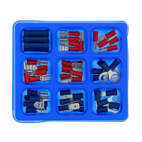 Boîte de 50 cosses assorties - XL Tech