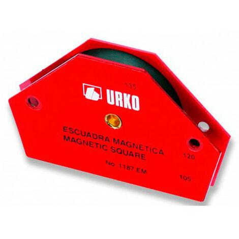 Équerre magnétique de soudure multi-angle - 45, 60, 90, 105, 120 et 135° - Mod. 1187-EM