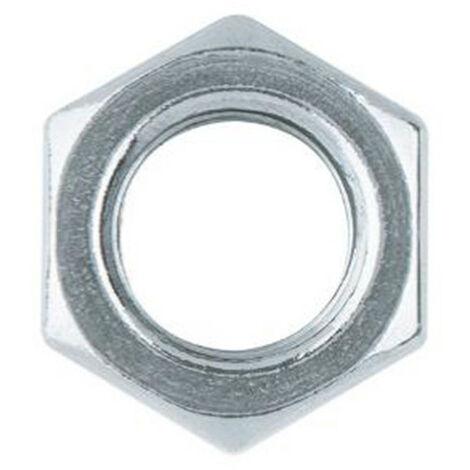 20 Ecrous hexagonaux Inox A2 - M6 - DIN 934