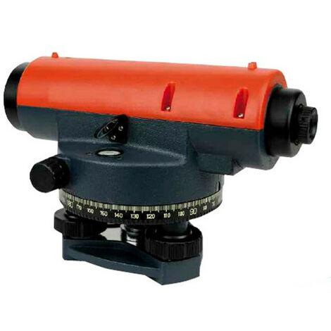 Niveau optique de chantier automatique 24 x 36 mm