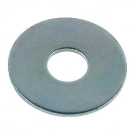 Plat disques rondelles extra grande Série ISO 7094 acier inoxydable a2 100 HV