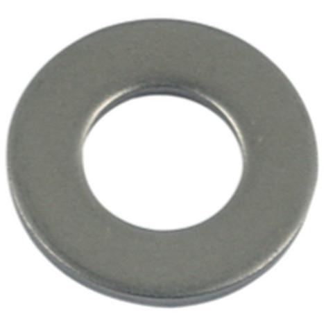 Rondelle plate M12 mm INOX A4 - Boite de 100 pcs - Diamwood RP12A4L80