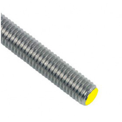 Tige filetée 1 Mètre M20 mm Zinguée - 1 pc - Diamwood TF882002B