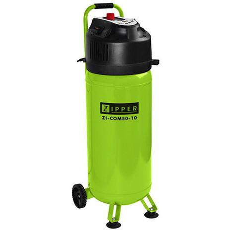 Compresseur vertical 50 litres 230 V 1500 W - ZI-COM50-10 - Zipper - -