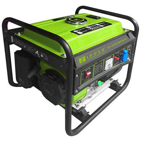 Groupe électrogène INVERTER thermique 4 temps 6 CV - 4500 W - ZI-STE2800IV