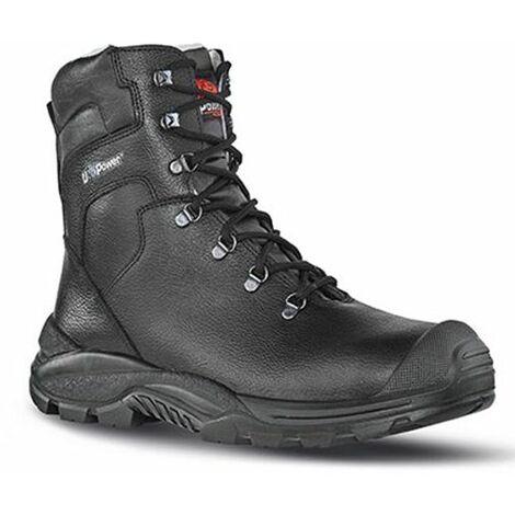 Chaussure de sécurité haute KLEVER UK S3 CI SRC - ROCK AND ROLL - U-Power - taille: 43 - couleur: Noir