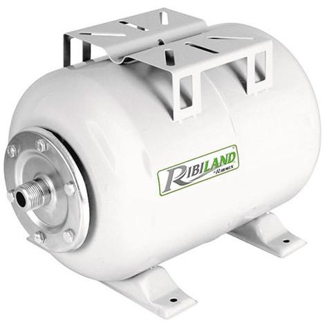 Réservoir 100 L horizontal pour suppresseur à eau - PRS100/PH - Ribiland - taille: - couleur: