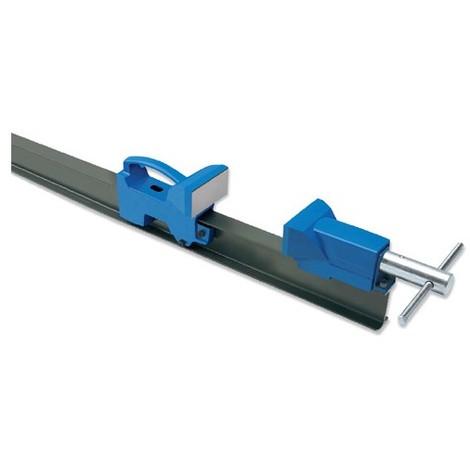 Dormant avec double frein 80 x 42 Longueur 125 cm Mors 110 x 82 mm - UR-1557125 - Urko